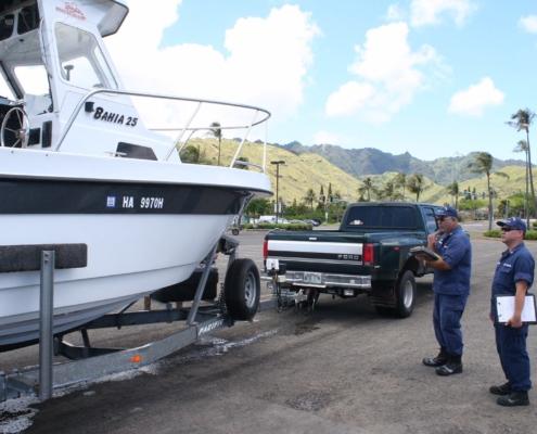Vessel Safety Examination