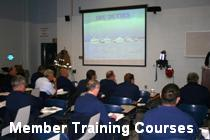 Member Training class in session