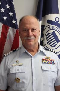 District Captain West Jeff Kuhn