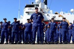 USCG Reservists