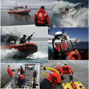 Pictures from the USCG Rescue and Survival Systems Manual