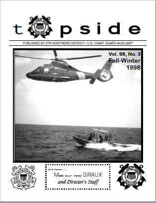 Topside Fall Winter 1998