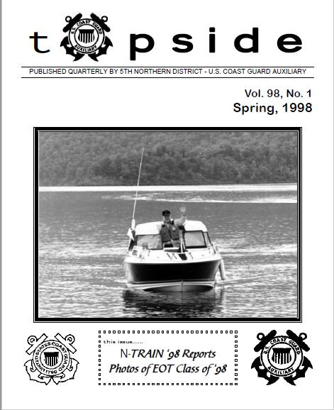 Topside Spring 1998