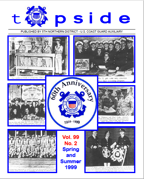 Topside Spring Summer 1999 Edition
