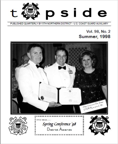 Topside Summer 1998