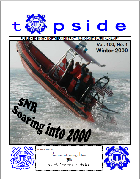 Topside Winter 2000