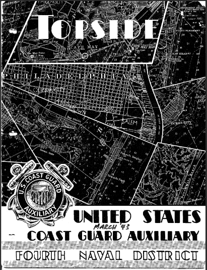 5NR TOPSIDE Magazine March 1943