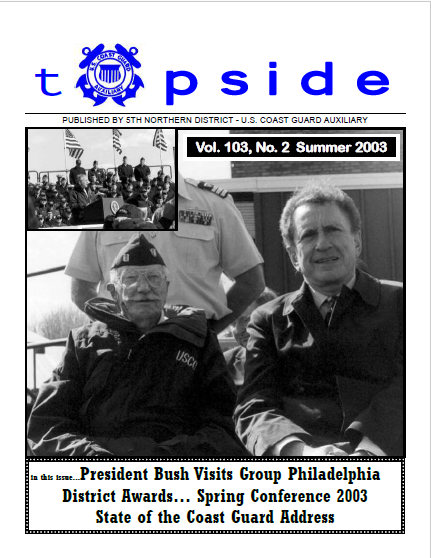 Topside 2003 Volume 2