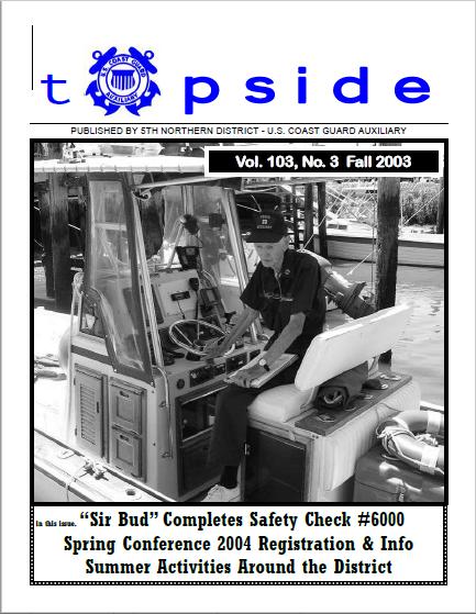 Topside 2003 Volume 3