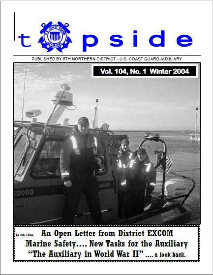 Topside 2004 Volume 1