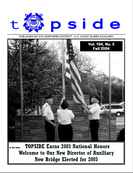 Topside 2004 Volume 3