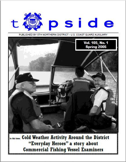 Topside 2005 Volume 1