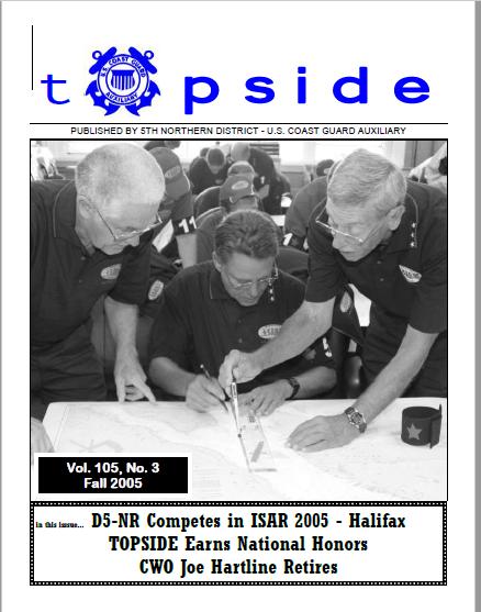 Topside 2005 Volume 3