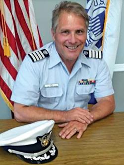 District Captain Central Jim Hans