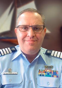 District Chief of Staff, Kurt Sarac