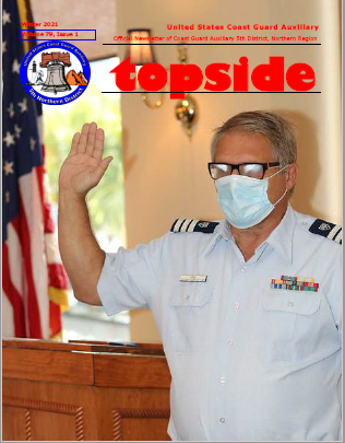 Topside Winter 2021 issue